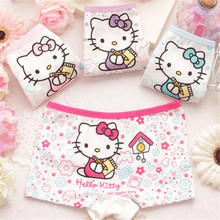 Buy 5pcs/lot Cotton Panties Girl Cute Child's Underpants High Girls Briefs Boxers Calzoncillos Teenage Underwear Kids for $6.50 in AliExpress store