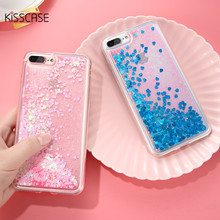 Buy KISSCASE Bling Dynamic Sequin Phone Cases iPhone 6 6s Plus 5s SE Cover Glitter Quicksand Covers iPhone 7 7 Plus Case for $3.89 in AliExpress store
