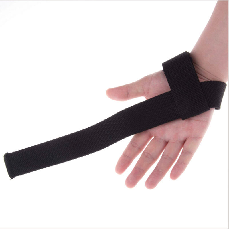 High Quality 1 PCS Designer Padded Weightlifting Training Gym Straps Hand Bar Wrist Support Gloves