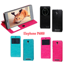 Elephone P6000 Case Flip Leather Case Cover for Elephone P6000 / P6000 Pro 5.0