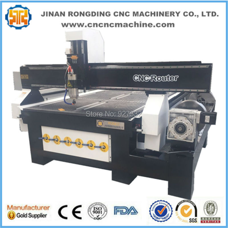 RODEO products cnc router 1325, 4 axis cnc router, cnc machine for sale(China (Mainland))