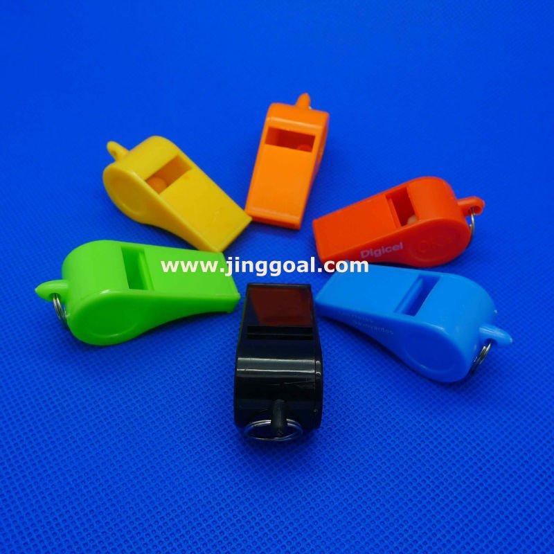 3900pcs/lot Plastic whistle Free Shipping DHL/UPS/FEDEX/TNT(China (Mainland))
