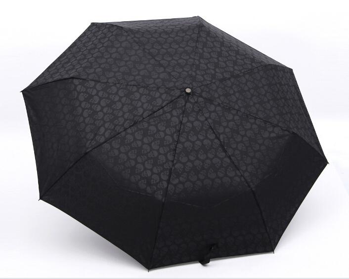automatic umbrella men skull England Men 126cm oversized umbrella automatic multi purpose business Women s umbrella