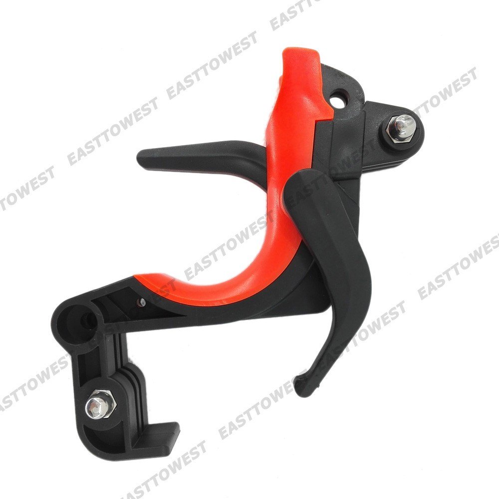Pistol Trigger Set Floating Hand Section Grip Static Head Phone Holder For Iphone Hero 4 3 SJCAM SJ4000 SJ5000 Xiaomi Yi Camera