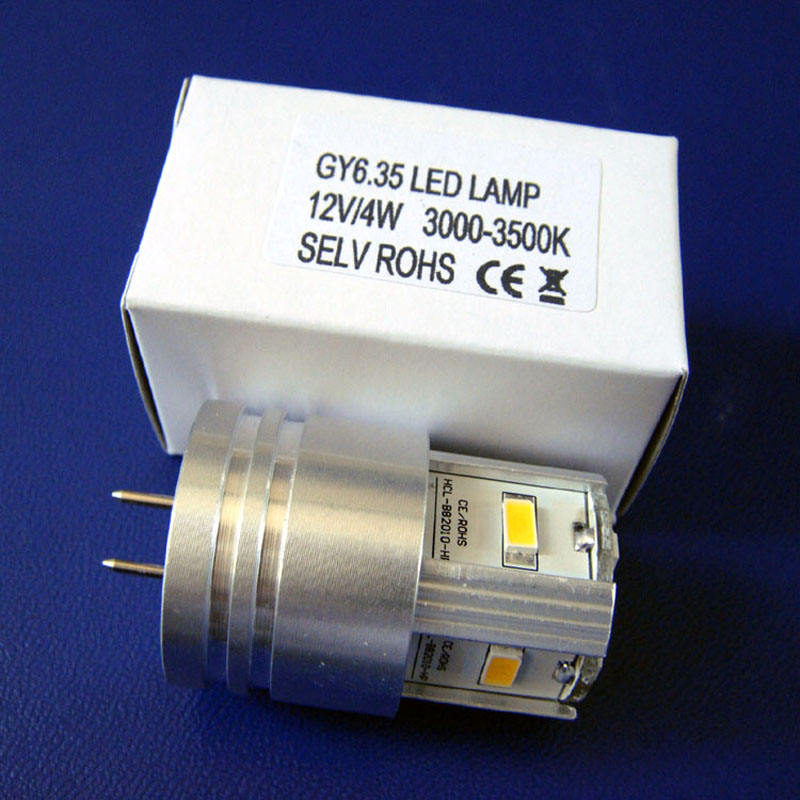 High quality 12V 4W font b GY6 b font 35 led lamp font b GY6 b