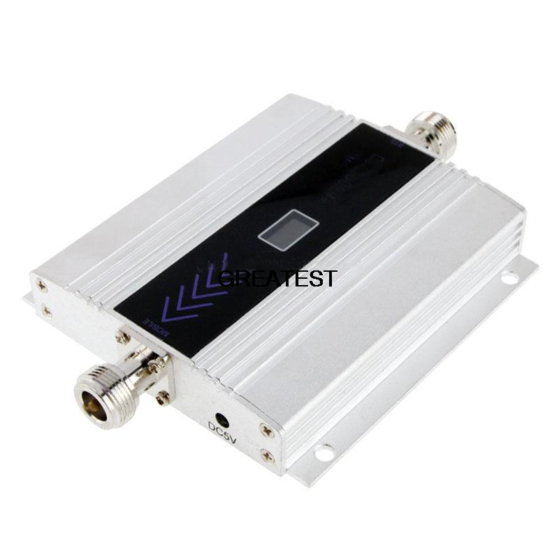 LCD Screen 3G GSM /CDMA 850 Mhz 850MHz Repeater Booster Cell phone Mobile Signal Repeater Amplifier Repetidor(China (Mainland))