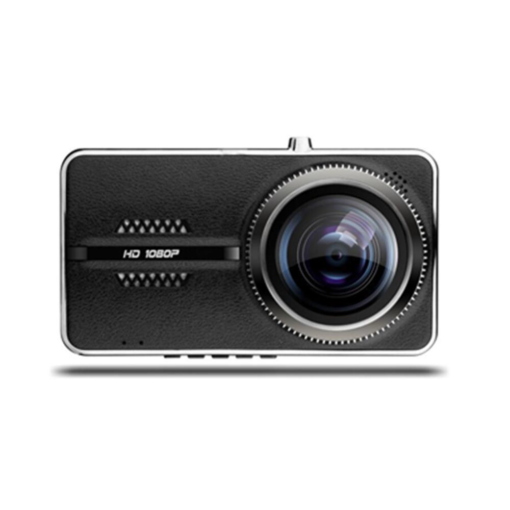 Купить С двумя Объективами Оригинал Новатэк 96655 Автомобильный ВИДЕОРЕГИСТРАТОР Камеры Full HD 1080 P + ночного Видения Цифровой Видеорегистратор Авто Тире Камерой Черный Ящик