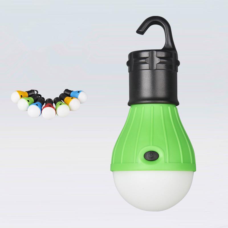 Outdoor Camping Light Tent LIGHT Torch Flashlight Hanging Flat Led Light 3 Mode Adjustable Lantern AAA Battery ABS Plastic(China (Mainland))