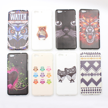 For InFocus M560 Case Cartoon Coloured Drawing Soft Silicon Gel Protective Cover For infocus M560 fundas Capa coque Phone Cases