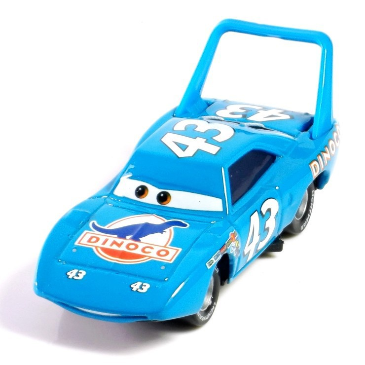 Pixar Cars 2 100% authentic Click hicks no. 86 Blue 1:55 scale die-cast metal alloy model toy free shipping children's gifts(China (Mainland))