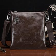 2015Hot кожа марка мужчины сумка-мессенджер вилочная часть наплечная сумка для вилочная часть