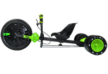 """Free shipping 1pcs 16"""" 20"""" high quality carbon steel frame rubber rear wheel kids/adult drift tricycle toy via DHL/EMS(China (Mainland))"""