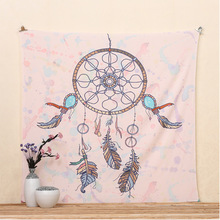 Buy 2017 Square Beach Towel Printing Tapestry Wall Tapestry Beach Mats Mandala Tapestry Mandala Blanket 145*145CM for $10.39 in AliExpress store