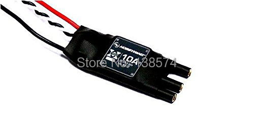 Hobbywing XRotor 10A OPTO Brushless ESC 2-3S for RC Multicopters DJI XA QAV 250(China (Mainland))