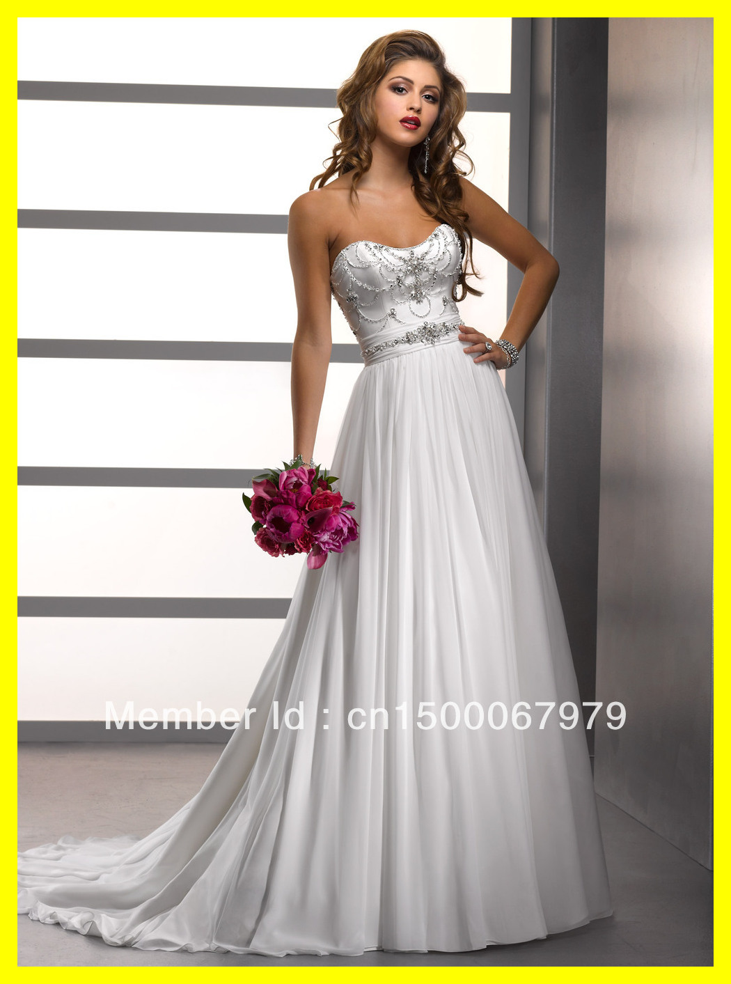 Wedding dress beach white nicole miller dresses silver red for Red and black wedding dresses for sale