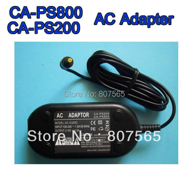 Адаптер OEM AC CANON ACK800 CAPS800 CAPS200 ca/ps800 ca/ps200 ack/800 SX120 SX130 Adaptador CA-PS800 ocuguard 120 caps
