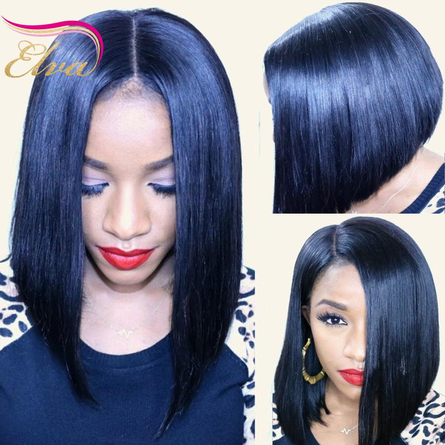 Cheap 6A Brazilian Virgin Bob U Part Wig Rpg Show Glueless Short Human Hair Wigs For Black Women U part Bob Wig Free Shipping<br><br>Aliexpress