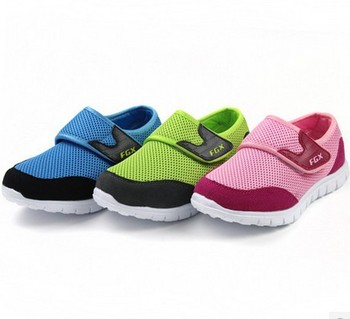 New baby kids comfortable sneakers boy girl Children's sports shoes breathable mesh shoes