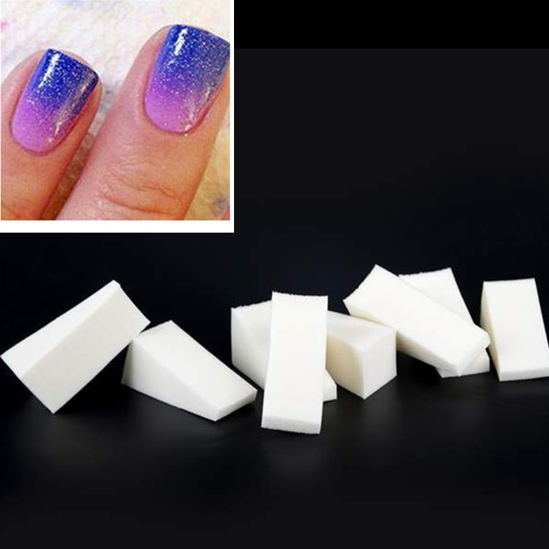 2016 New Nail Art Transfer Sponge Stamping Polish DIY  UV Acrylic Pedicure Manicure Nail Design Stamp Tool BN007<br><br>Aliexpress
