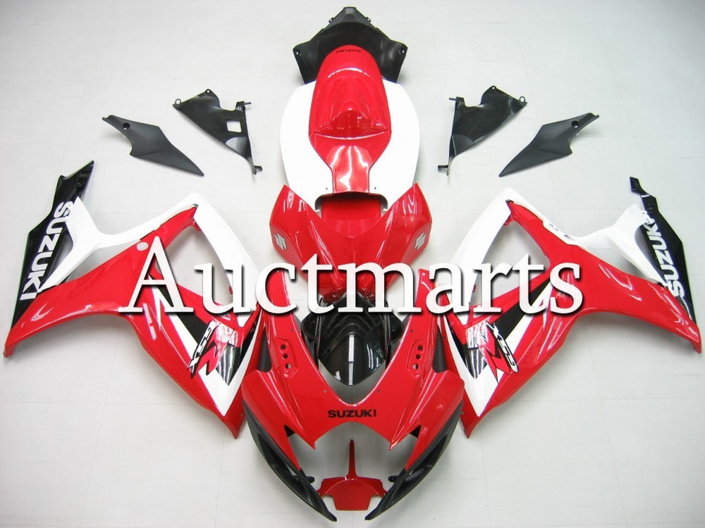 Мото обвесы For Suzuki body kits Suzuki GSX/r 600 2006 2007 ABS GSXR600 06 07 GSXR 600 GSX R600 CB06 injection molding fairing kit for suzuki gsx r1000 05 06 k5 gsxr 1000 2005 2006 white blue motorcycle fairings set nm72 cowl