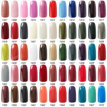 302 Colors 15ml Gelpolish Choose Any 1 Nail Gel Color Lacquer UV Soak Off Professional UV