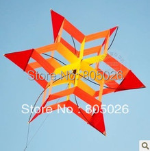 free shipping high quality 3D lotus kite so beautiful fast service with control bar and line outdoor toys chinese kites(China (Mainland))
