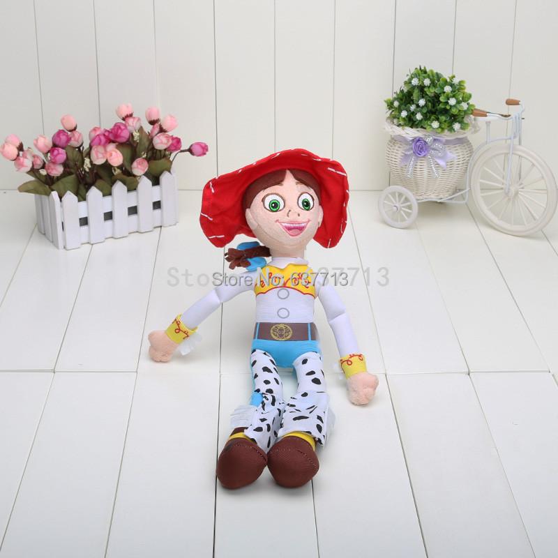 "Toy Story 3 JESSIE Plush Doll Soft Toy New 16""(China (Mainland))"