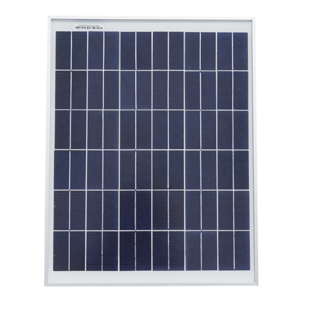20W 12V Polycrystalline Solar Panel 12V for Charging 12V Battery Solar Panel Price