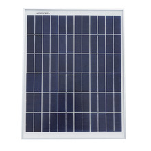 20W 12V Polycrystalline Solar Panel for Charging 12V Battery Solar Panel