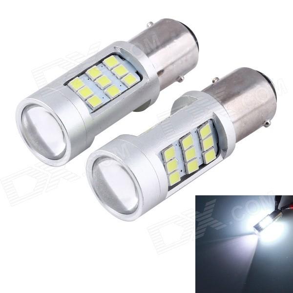 50pcs/lot Super Bright White High Power 21W Samsung LED 3528-SMD 1156 LED Bulbs For Brake, DRL, Turn Signal, Backup Lights Lamps(China (Mainland))