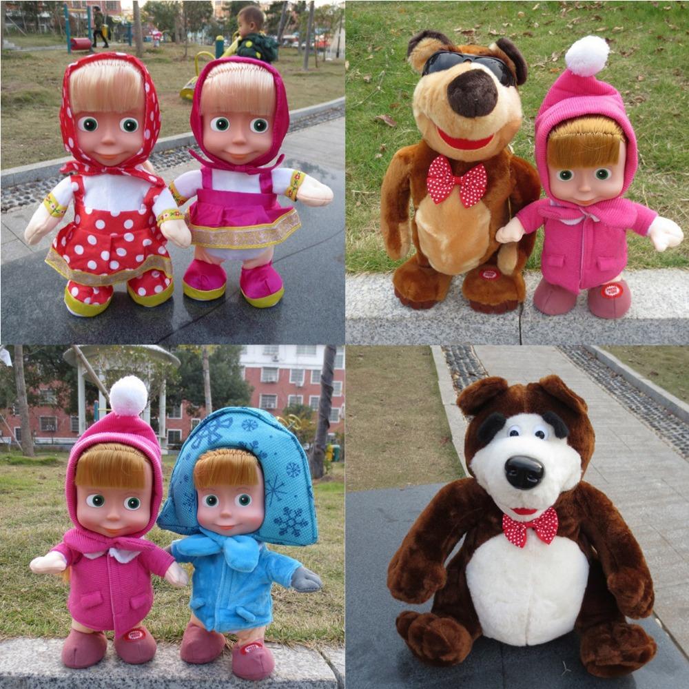 Acquista all ingrosso online masha e giocattoli orso da