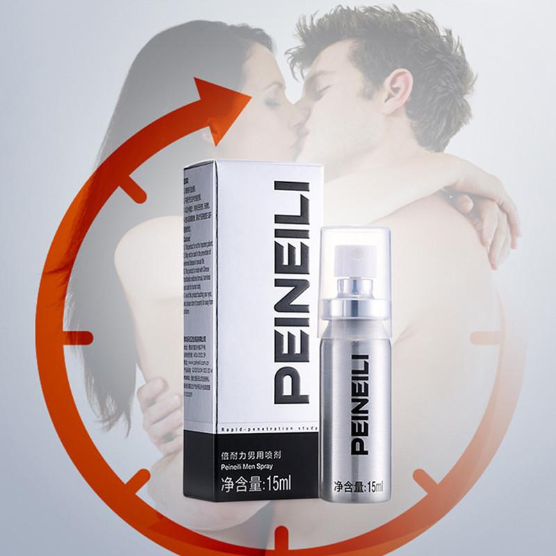 PEINEILI Sex Product Pills delay spray For Men Lasting 60 Minutes Prevent Premature Delay Ejaculation Penis Extender Enlargement(China (Mainland))