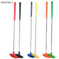 50pcs Custom Size Mini <font><b>Golf</b></font> Putter Double Side <font><b>Golf</b></font> Clubs with steel shaft and rubber head & grips with 6 colors for choice