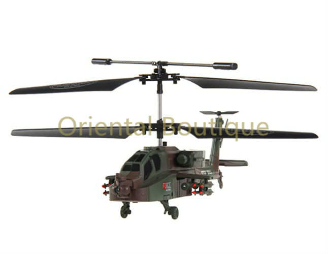 Здесь можно купить  HuanQi 860 3-Channel Infrared RC Fighting Helicopter with Built-in Gyroscope  Игрушки и Хобби