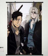 Anime GANGSTA Nicolas Arcangelo Worick Home Decor Japan Poster Wall Scroll 011
