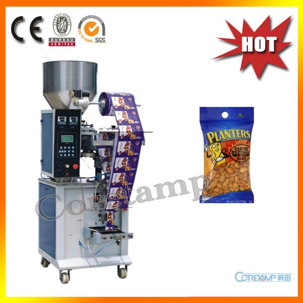 Automatic raisins and almonds packing machine(China (Mainland))