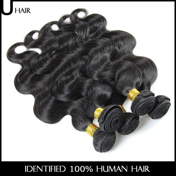 Cheap Peruvian Virgin Hair Body Wave 6 Bundles Unprocessed Body Wave Human Hair Natural 1B Hair Extensions Tissage Humain 5BF21