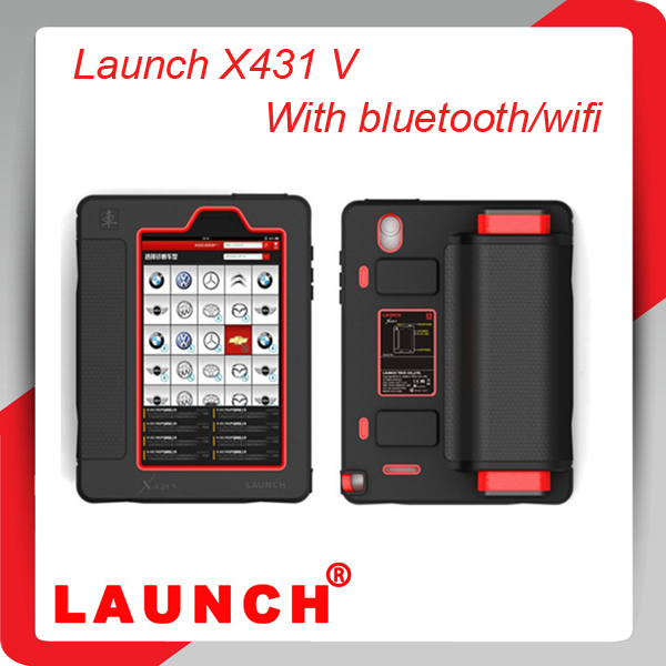 100% Original Launch X431 V (X431 Pro) Global version Update Online via Bluetooth/WIFI full systerm auto diagnostic tool X-431 V(China (Mainland))