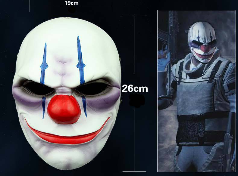 Factory Mixed order Halloween mask for costume party mask fancy mask MS-CT61 40pcs/lot in free shipping
