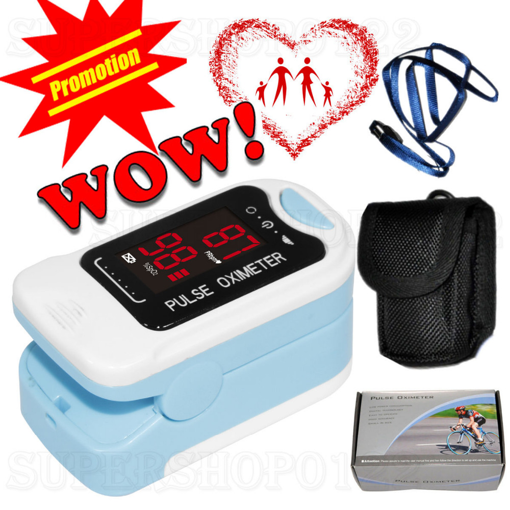 CMS50M LED Fingertip Pulse Oximeter, Spo2 Monitor,Carry Case,Lanyard,HOT SALE CE CONTEC(China (Mainland))