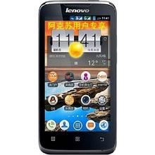 Cheap Original lenovo A316 Phone Mobile Phone android Dual sim card 1300mAh battery 4 inch screen Free shipping(China (Mainland))
