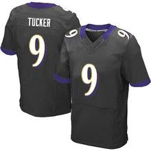 #89 Steve Smith Sr #5 Joe Flacco #55 Terrell Suggs #9 ustin Tucker Purple Black White Elite 100% Stitched Adult(China (Mainland))