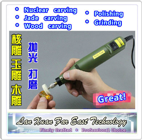 Multifunction mini engraving machine Nuclear wood jade carved tools carving handle electric drill small electrics grinder tools<br><br>Aliexpress