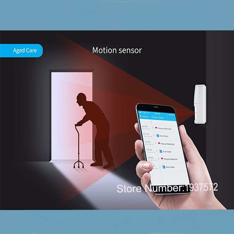 image for New Arrival Broadlink S1/S1C SmartOne Alarm&Security Kit For Home Smar