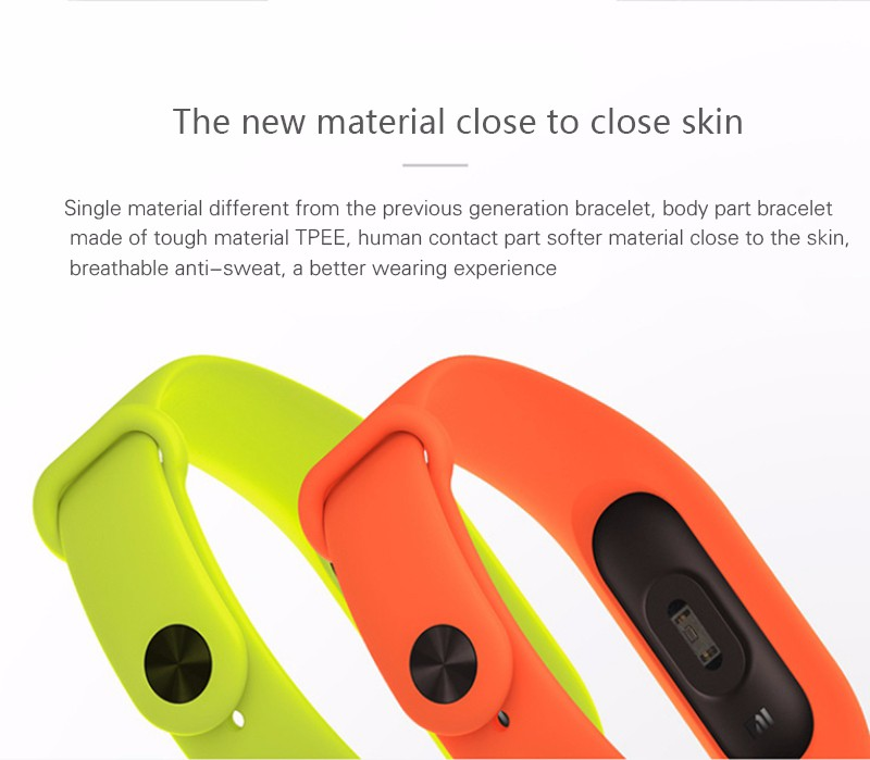 image for Charger Cable For Xiaomi Mi Band 2 Miband 2 Smart Wristband Bracelet H