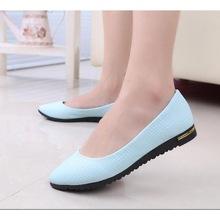 Hot Women Flat Shoes 2015 Summer Style Slip On Shoes Women Shallow Mouth Flat Shoes Women Solid Casual Ladies Shoes(China (Mainland))