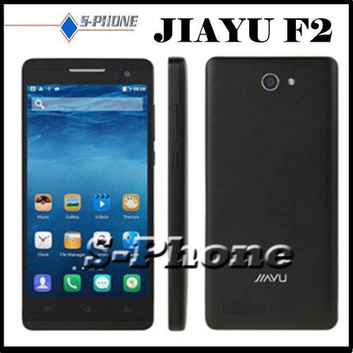 Cheap!!!Original JIAYU F2 4G LTE 5.0'' IPS Android 4.4 MTK6582 Quad Core 2GB RAM 16GB ROM 8MP Camera Dual SIM Cellphone(China (Mainland))