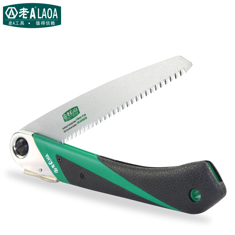 Hand Folding Saw SK5 Steel Pruning Gardening Serra Camping Foldable Saws Sharp Tooth DIY woodworking Trimmers Scie Hand Tool(China (Mainland))
