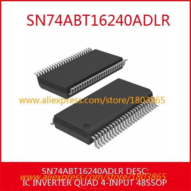 схемы SN74ABT16240ADLR IC