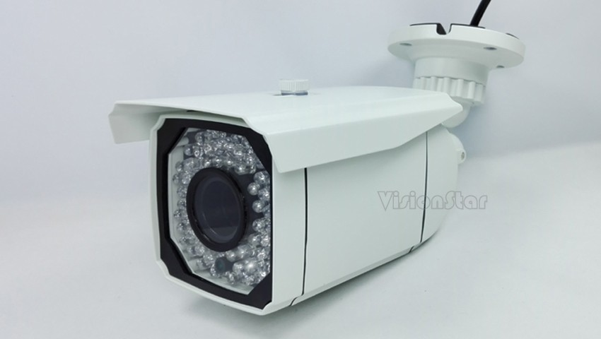 Color cmos h.265 onvif ip camera 3.0mp infrared night vision ir cut network zoom security camera outdoor weatherproof